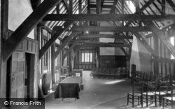 York, St William's College, Laymen's Room 1911
