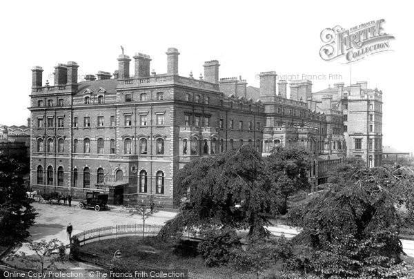 Photo of York, Station Hotel 1909
