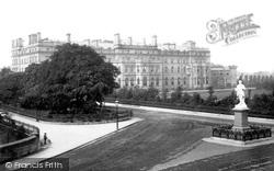 York, Station Hotel c.1885