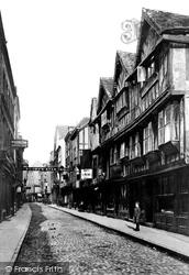 York, Stonegate 1886