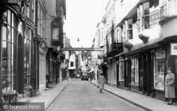 Stonegate c.1960, York