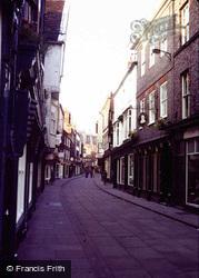 Stonegate c.1985, York