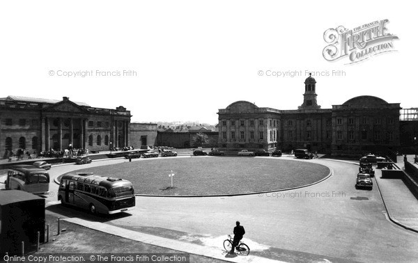 Photo of York, The Castle Museum c.1955