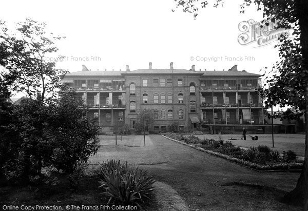 Photo of York, The Hospital 1913