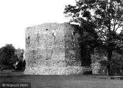 The Multangular Tower c.1885, York