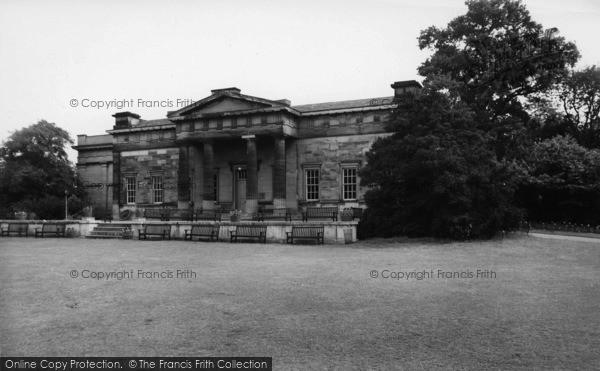 Photo of York, The Museum c.1960