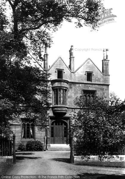Photo of York, The Residence 1908