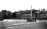 York, the War Monument 1909