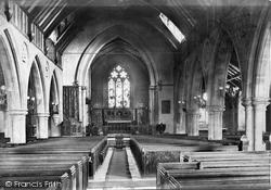 York Town, Church Interior 1895