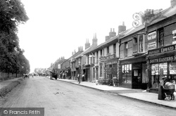 York Town, London Road 1901