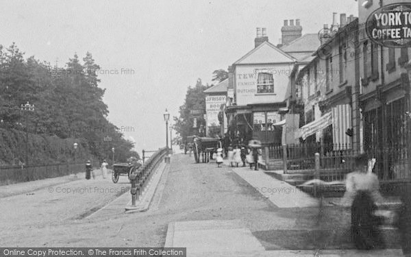 Photo of York Town, Parade Of Shops 1901