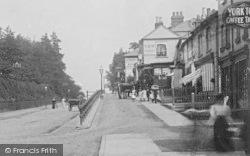 York Town, Parade Of Shops 1901