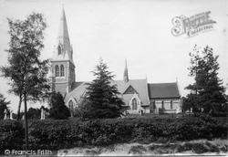 York Town, St Michael's Church 1895