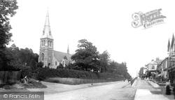 York Town, St Michael's Church 1901