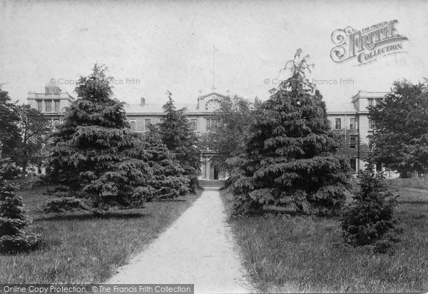 Photo of York Town, Staff College 1895
