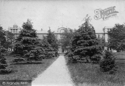 York Town, Staff College 1895