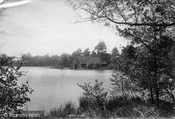 York Town, The Lake Boathouse 1895