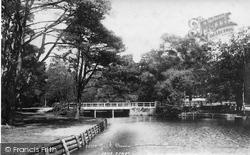 York Town, The Lake Bridge 1895