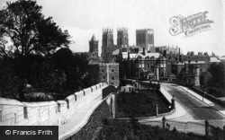 York, View From City Walls c.1880