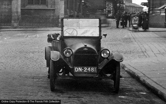 Photo of York, Vintage Car 1921