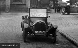 York, Vintage Car 1921