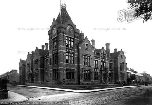 Photo of York, War Office c.1885