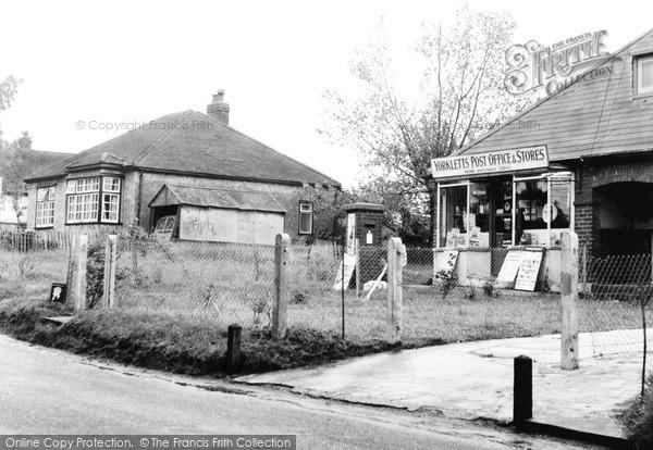 Yorkletts, Post Office c1960