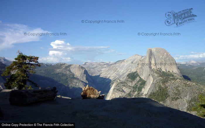 Photo of Yosemite National Park, Half Dome 2009