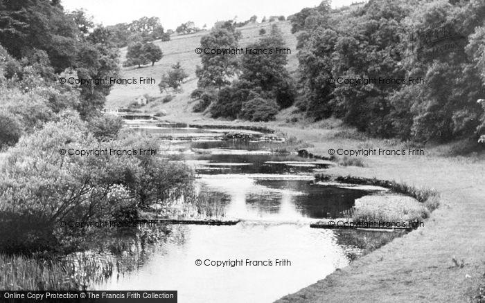 Photo of Youlgreave, Lathkill Dale c.1960