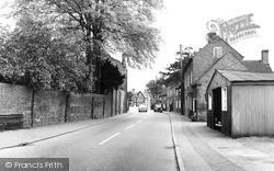 Yoxall, Main Street c.1965
