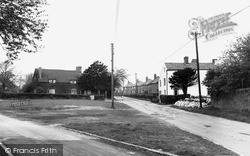 Yoxall, School Green c.1955