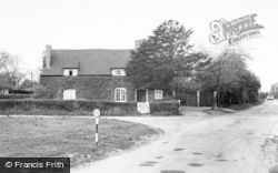 School Green c.1955, Yoxall