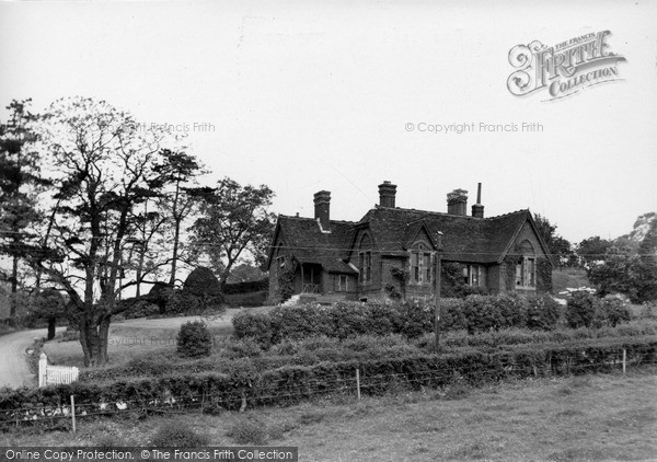 Photo of Yoxall, The Cottage Hospital c.1955