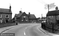 The School c.1965, Yoxall