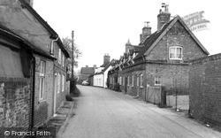 Yoxall, Victoria Street c.1955
