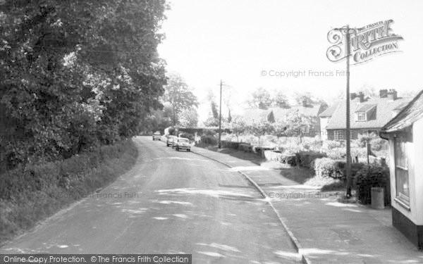 Photo of Yoxford, Little Street c.1965