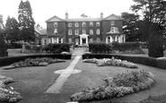 Yoxford, Rookery Park c1960