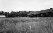 Yoxford, the Village Club c1960