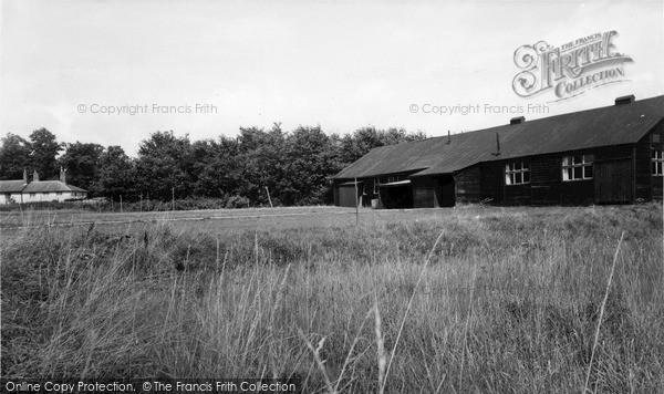 Photo of Yoxford, the Village Club c1960