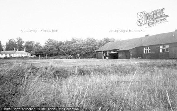 Photo of Yoxford, The Village Club c.1960