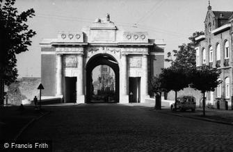 Ypres, Menin Gate 1966
