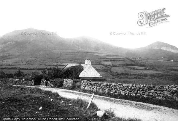 Photo of Yr Eifl, From Near Llanaelhaiarn 1894