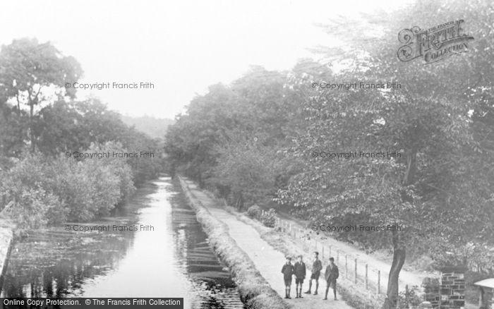 Photo of Ystalyfera, The River c.1955