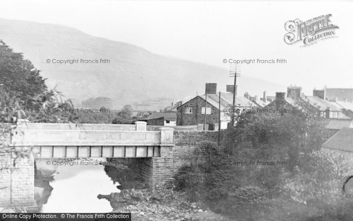 Photo of Ystalyfera, Twrch Bridge c.1955