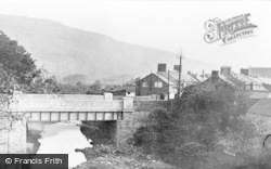 Ystalyfera, Twrch Bridge c.1955