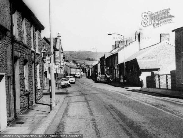 Photo of Ystrad, Gelligaled Road c.1960