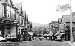 Ystrad Mynach, Bedwlwyn Road c.1960