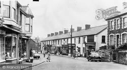 Ystrad Mynach, Penallta Road c.1960