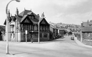 Ystrad Mynach, the Royal Oak c1955