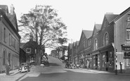 Ystrad Mynach, the Village 1938